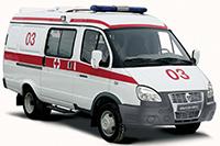 Потребность в автомобилях скорой медицинской помощи